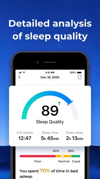 Sleep Sounds, Tracker: ShutEye screenshot-5