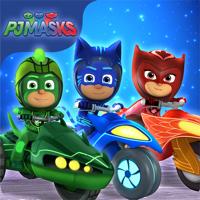 PJ Masks™: Racing Heroes - Entertainment One Cover Art
