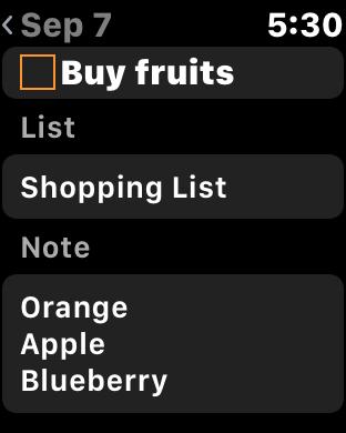 Screenshot #12 for Tiny Calendar Pro