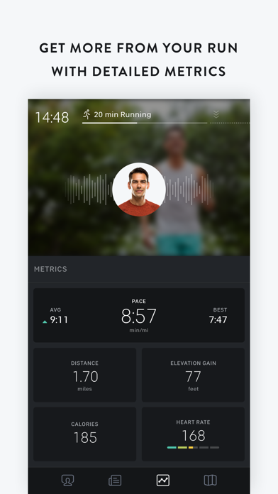 Peloton — Live workout classes Screenshot