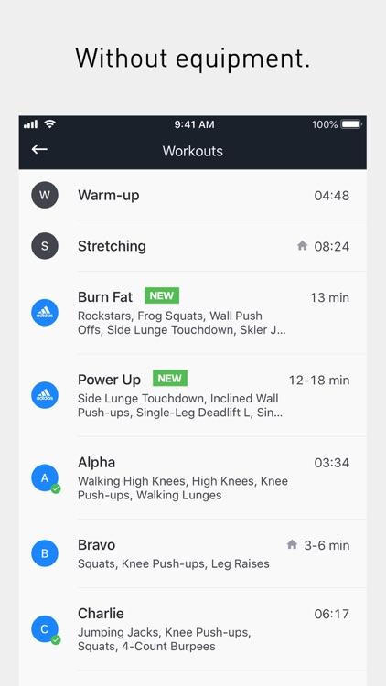 Runtastic Results Abs Workout screenshot-3