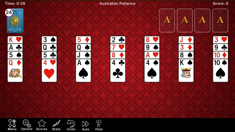 Australian Patience screenshot-1
