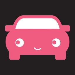 Pink Car Service Drivers