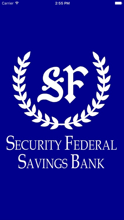 SFSB - Mobile Money by Security Federal Savings Bank of