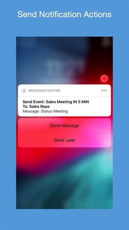 Messaging Notifier screenshot-5