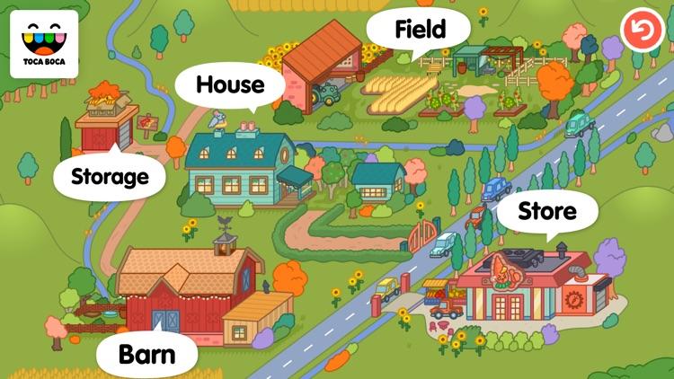 Toca Life: Farm screenshot-4