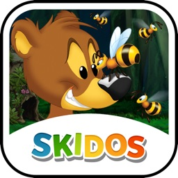 Fun Math Games : Kids Bear Run