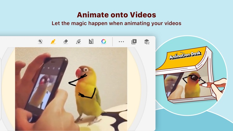 Animation Desk® Draw & Animate screenshot-4