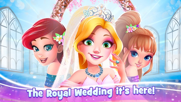 Beauty Princess Royal Wedding
