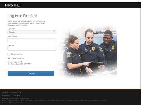 FirstNet Assist screenshot 9