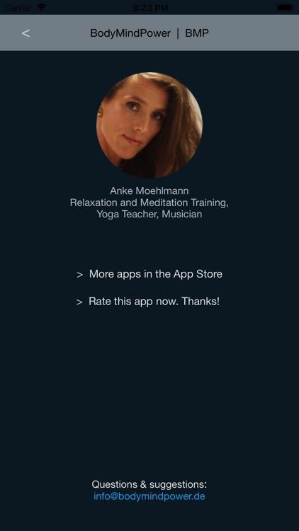 Progressive Muscle Relaxation. screenshot-8