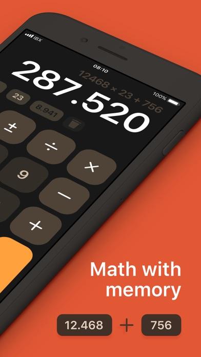Kalkulator 2 screenshot #2