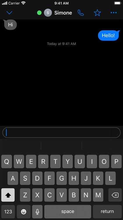 Berkanan Messenger screenshot-8