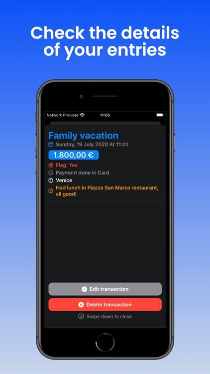 Purchases List screenshot-8