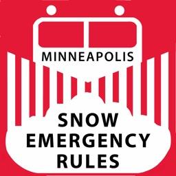 Minneapolis Snow Emergency