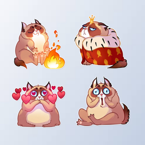 RagdollMoji - Ragdoll Emojis