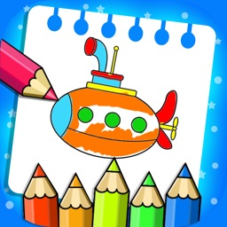 儿童游戏:儿童画画益智游戏