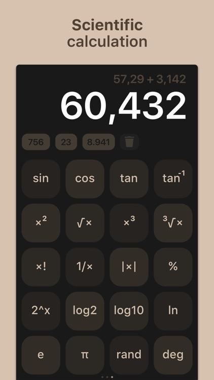 Kalkulator 2 screenshot-3