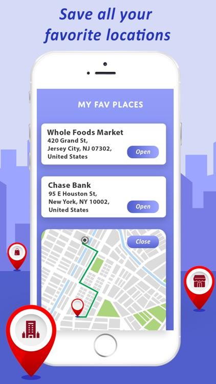 GPS Navigation & Live Traffic screenshot-5