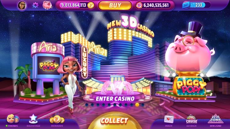 POP! Slots ™ Live Vegas Casino screenshot-0