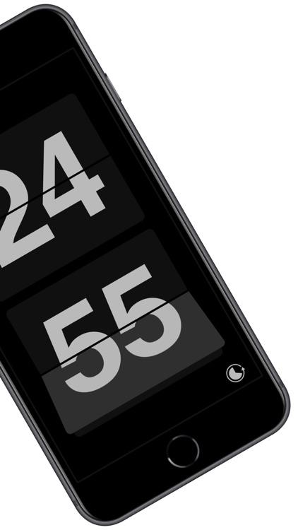 Zen Flip Clock screenshot-5