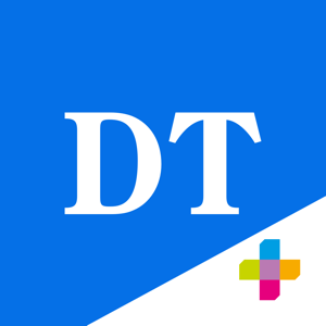 The Daily Telegraph. ios app