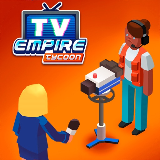 TV Empire Tycoon - テレビゲーム