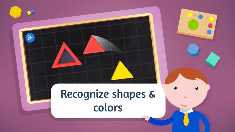 Montessori Preschool screenshot-3