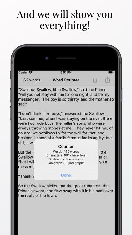 Word Counter Tool screenshot-4