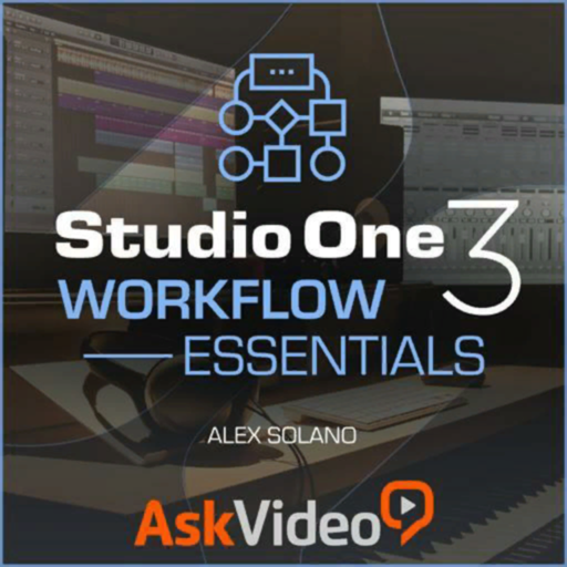 Workflow Course for Studio One