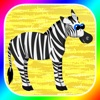 孩子们 动物 声音 游戏 乐趣 幼儿 测验 学校 农场 教育
