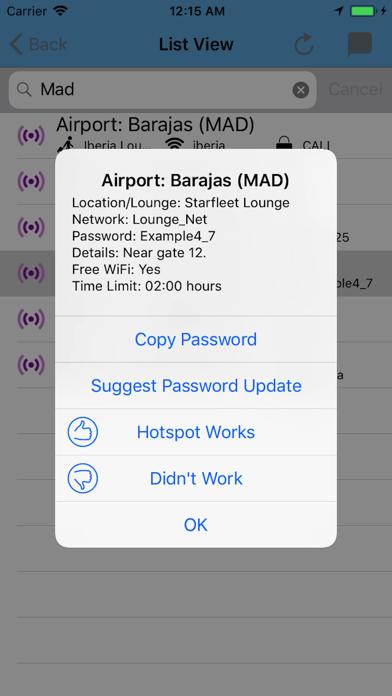 WiFox Screenshots