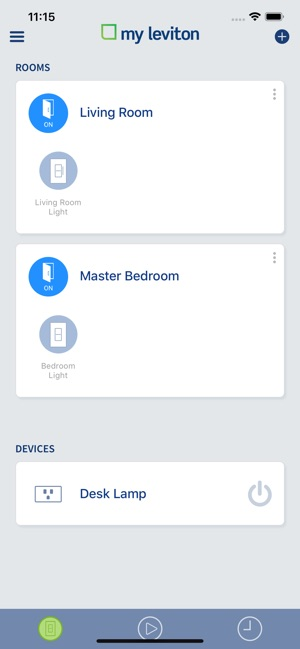 My Leviton on the App Store