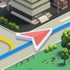Karta GPS - オフラインナビ
