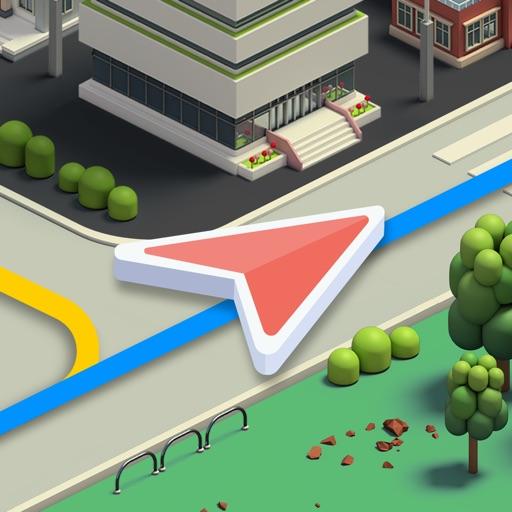 Karta GPS Navigation & Maps