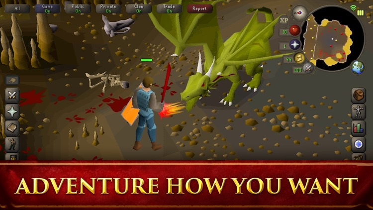 Old School RuneScape screenshot-0