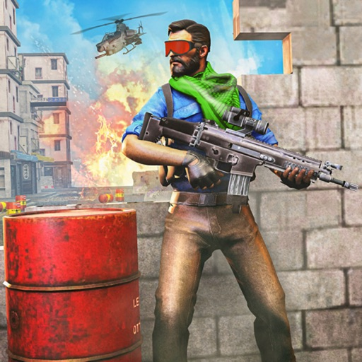 Sharpshooter Gun Shooting Game