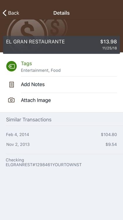 UniWyo Mobile Banking screenshot-3