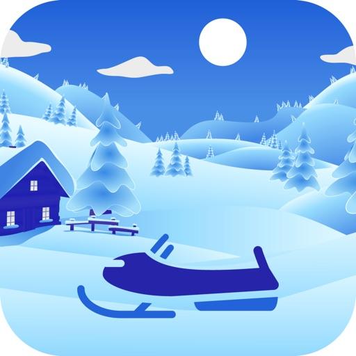Snowmobile Trails - New York icon