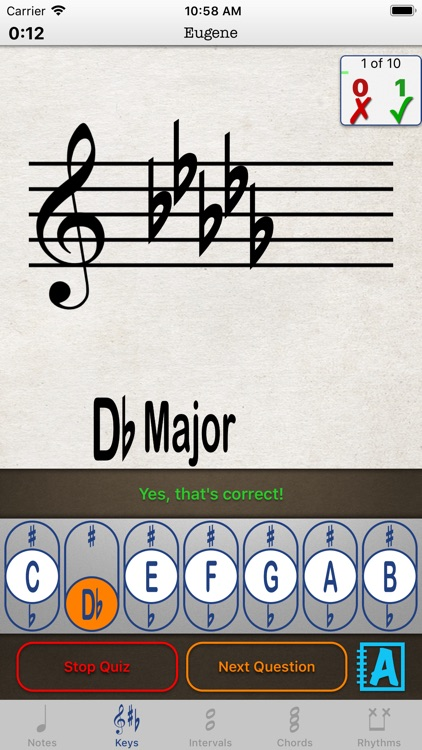 Music Theory Basics - iPhone screenshot-9