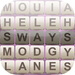Mixed Up Words Game