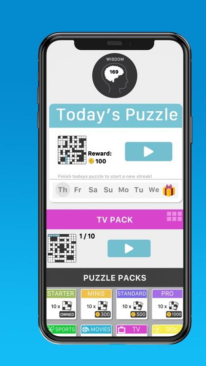 Crossword Puzzle・ screenshot-3