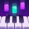 App Icon for Piano Crush Klaver Spil, Sange App in Denmark IOS App Store