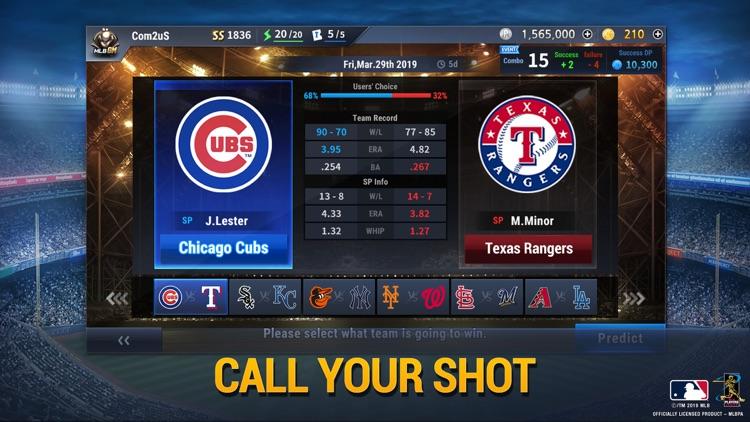 MLB 9 Innings GM screenshot-4
