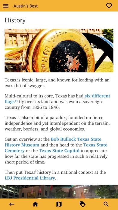 Austin's Best: TX Travel Guide screenshot 7