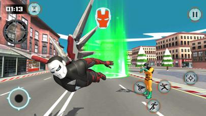 Superhero Battleground II