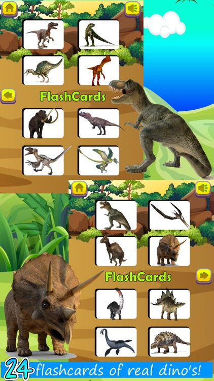 Dinosaur games for all ages screenshot-4