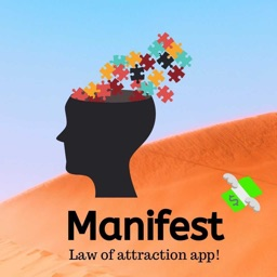 Manifest law of attraction app