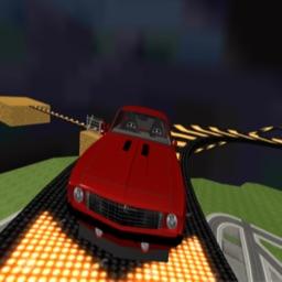 Camaro Drive Classic Car Race