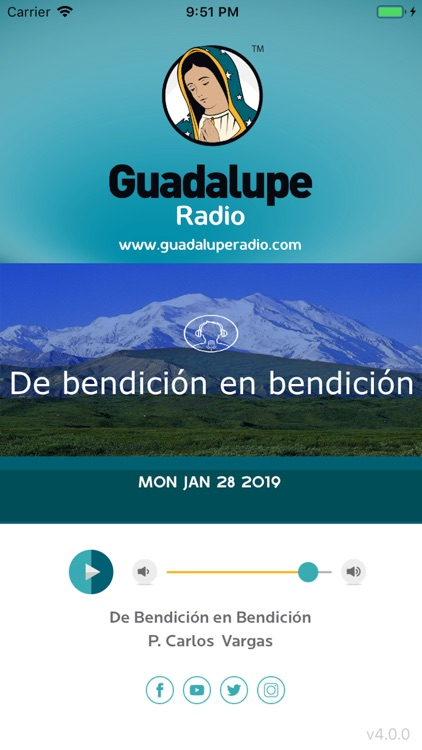 Guadalupe Radio screenshot-2